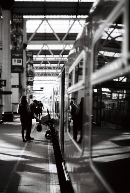 Film Photography: Noir